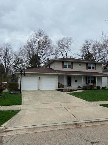 381 Lyncroft Drive, Gahanna, OH 43230 (MLS #220009727) :: Shannon Grimm & Partners Team
