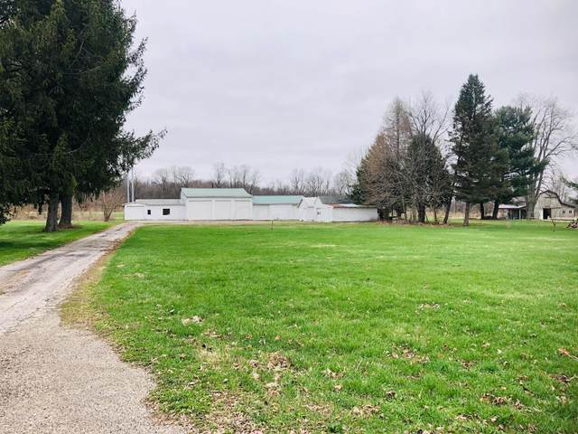 12735 Pleasant Valley Road, Mount Vernon, OH 43050 (MLS #220009767) :: The Holden Agency