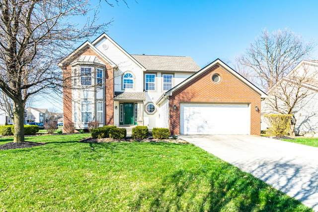 3456 Natalie Drive, Grove City, OH 43123 (MLS #220009775) :: Exp Realty