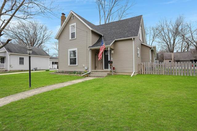 223 Locust Street, Marysville, OH 43040 (MLS #220009776) :: Signature Real Estate