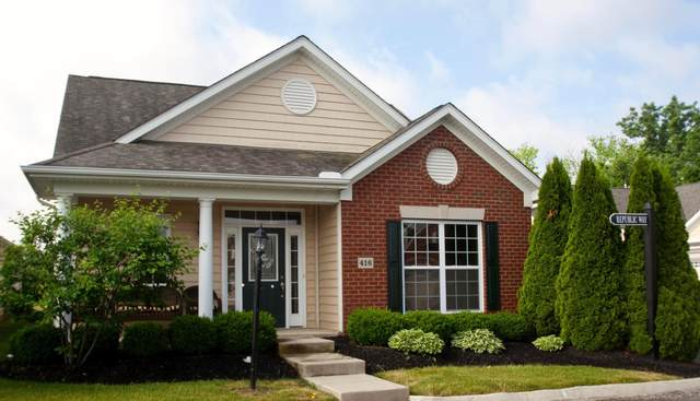 38 Republic Way Drive, Marion, OH 43302 (MLS #220009779) :: The Holden Agency