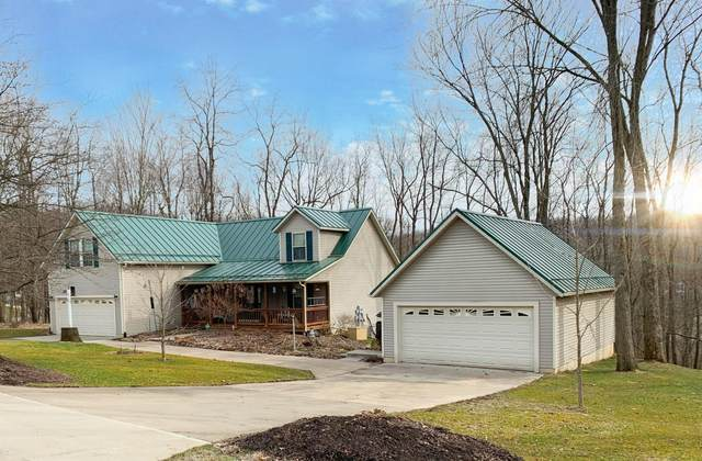 241 Valleybrook Circle, Howard, OH 43028 (MLS #220009782) :: Sam Miller Team