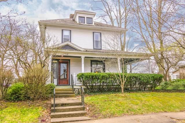 718 E High Street, Mount Vernon, OH 43050 (MLS #220009808) :: The Holden Agency