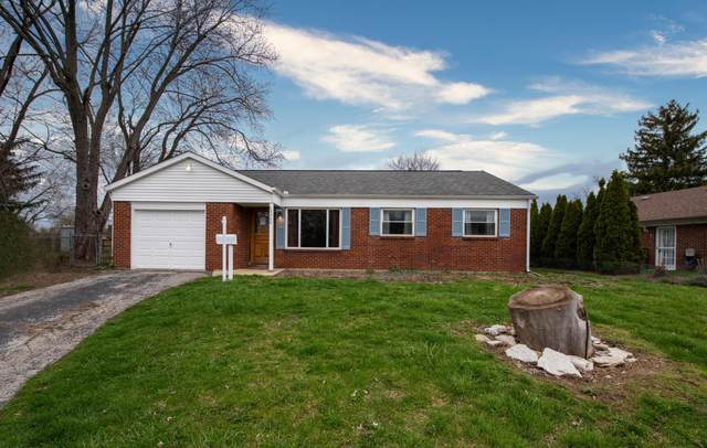 4968 Owens Court, Hilliard, OH 43026 (MLS #220009810) :: The Holden Agency