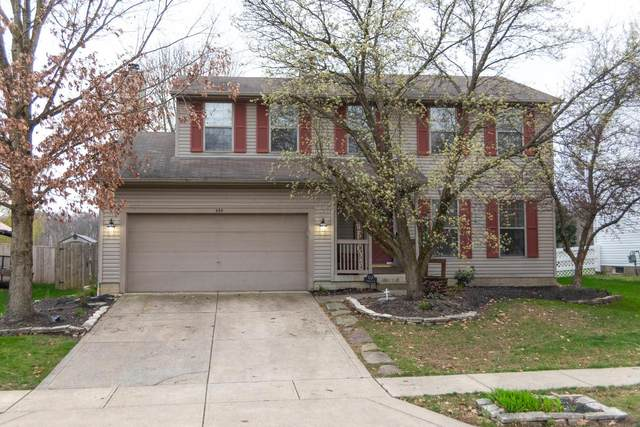 435 Broadview Court, Pataskala, OH 43062 (MLS #220009816) :: RE/MAX ONE