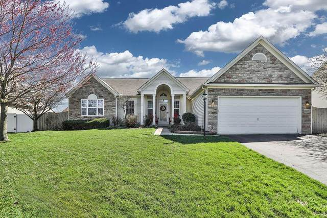 2027 Twin Flower Circle, Grove City, OH 43123 (MLS #220009822) :: CARLETON REALTY