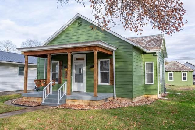 326 N Mulberry Street, Logan, OH 43138 (MLS #220009827) :: Signature Real Estate