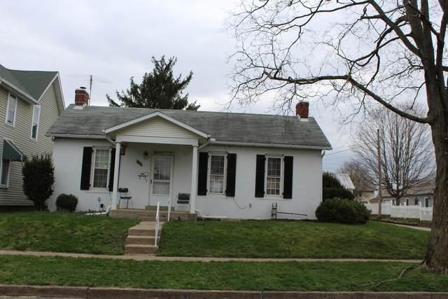 450 E Franklin Street, Circleville, OH 43113 (MLS #220009828) :: Signature Real Estate