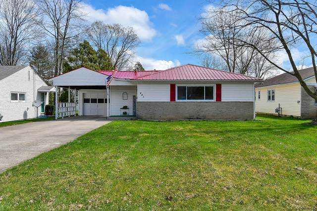 441 Grove Street, Marysville, OH 43040 (MLS #220009850) :: Signature Real Estate
