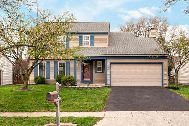 5786 Brook Hollow Drive, Hilliard, OH 43026 (MLS #220009902) :: RE/MAX ONE