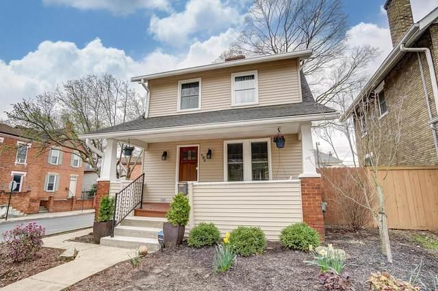 105 Hanford Street, Columbus, OH 43206 (MLS #220009904) :: Exp Realty