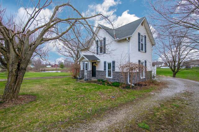 4740 Home Road, Powell, OH 43065 (MLS #220009906) :: Angel Oak Group