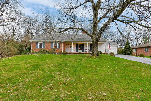 510 Evening Street, Worthington, OH 43085 (MLS #220009910) :: Angel Oak Group