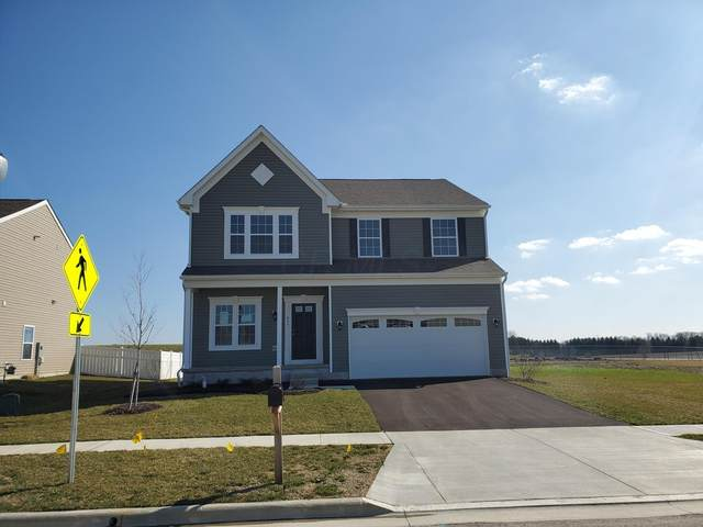 655 Keystone Way #6151, Marysville, OH 43040 (MLS #220009919) :: The Clark Group @ ERA Real Solutions Realty