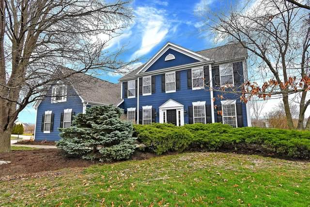 6193 Lampton Pond Drive, Hilliard, OH 43026 (MLS #220009922) :: RE/MAX ONE