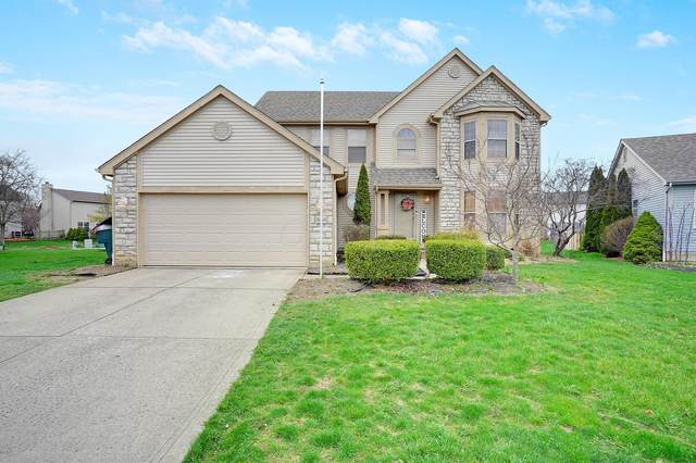3069 Descent Court, Hilliard, OH 43026 (MLS #220009923) :: RE/MAX ONE