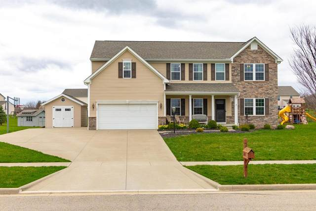 128 Autumn Wood Drive, Pataskala, OH 43062 (MLS #220009924) :: RE/MAX ONE