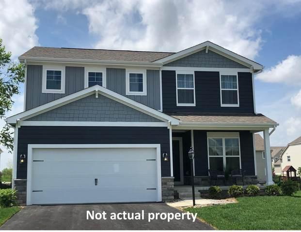 3381 Buhrmill Road, Reynoldsburg, OH 43068 (MLS #220009933) :: CARLETON REALTY