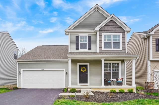 8619 Crooked Maple Drive, Blacklick, OH 43004 (MLS #220009944) :: ERA Real Solutions Realty