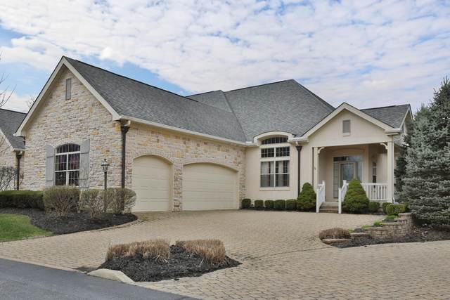 43 Windsor Village Drive, Westerville, OH 43081 (MLS #220009961) :: The Willcut Group