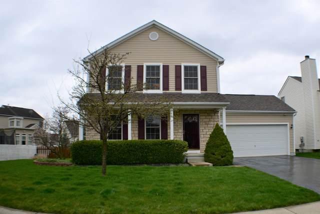 795 Holly Farms Drive, Blacklick, OH 43004 (MLS #220009987) :: Julie & Company