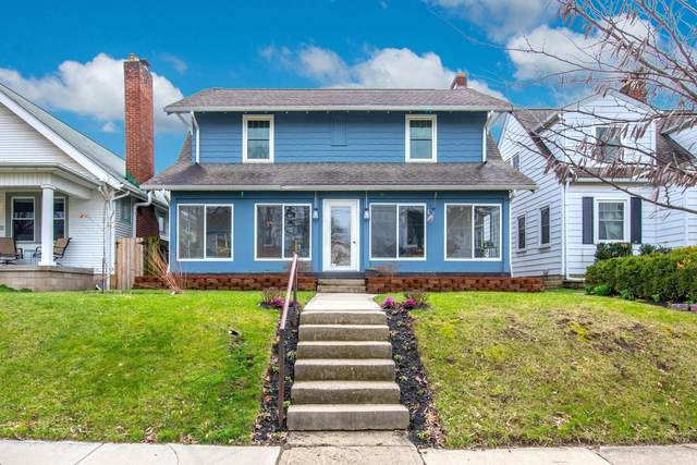 531 E Weber Road, Columbus, OH 43202 (MLS #220010007) :: Angel Oak Group
