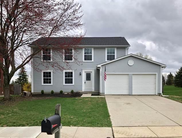 3288 Parkbrook Drive, Grove City, OH 43123 (MLS #220010009) :: Signature Real Estate