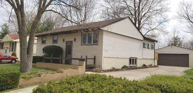 597 Fenchurch Way, Columbus, OH 43230 (MLS #220010029) :: CARLETON REALTY