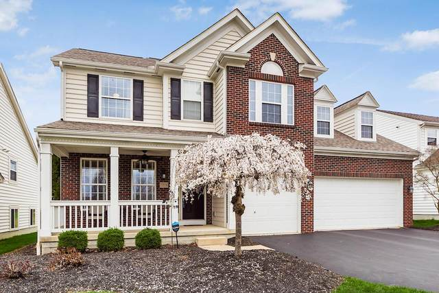 1038 Carnoustie Circle, Grove City, OH 43123 (MLS #220010039) :: Core Ohio Realty Advisors