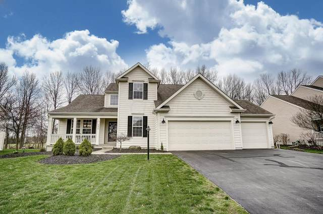 7376 Upper Cambridge Way, Westerville, OH 43082 (MLS #220010043) :: Signature Real Estate