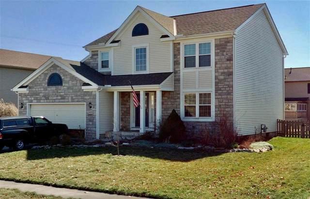 4319 Lemon Lake Court, Grove City, OH 43123 (MLS #220010044) :: Signature Real Estate