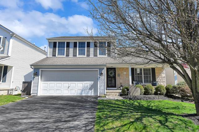 8632 Smokey Hollow Drive, Lewis Center, OH 43035 (MLS #220010053) :: Signature Real Estate