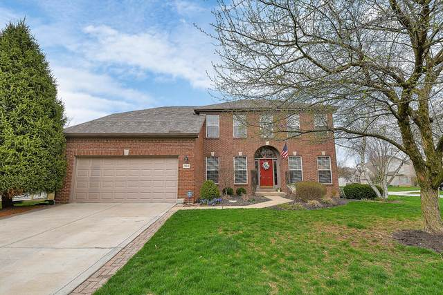 364 Hampton Park, Westerville, OH 43081 (MLS #220010056) :: Signature Real Estate