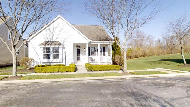 4814 Oakland Ridge Drive, Powell, OH 43065 (MLS #220010062) :: The Clark Group @ ERA Real Solutions Realty