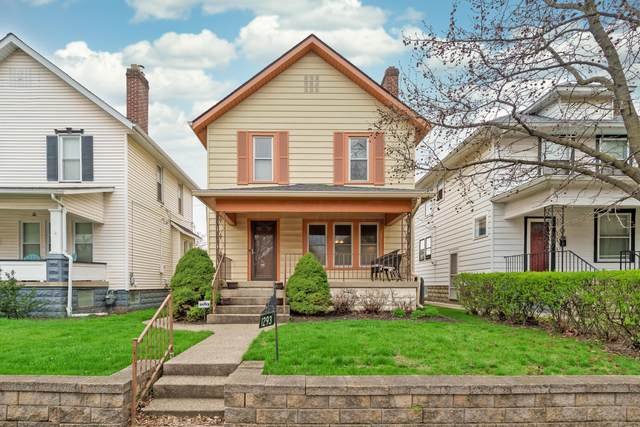 1293 S 4th Street, Columbus, OH 43206 (MLS #220010082) :: RE/MAX ONE
