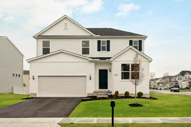 8750 Conestoga Valley Drive, Blacklick, OH 43004 (MLS #220010102) :: ERA Real Solutions Realty