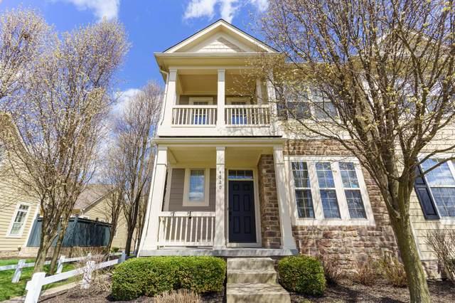 4220 Hobbs Landing Drive W #50, Dublin, OH 43017 (MLS #220010125) :: Signature Real Estate
