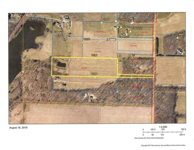 3923 Veatch Road, Gambier, OH 43022 (MLS #220010135) :: The Holden Agency