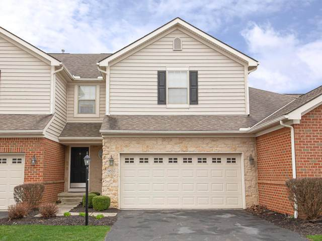 953 Chara Lane, Columbus, OH 43240 (MLS #220010146) :: Core Ohio Realty Advisors