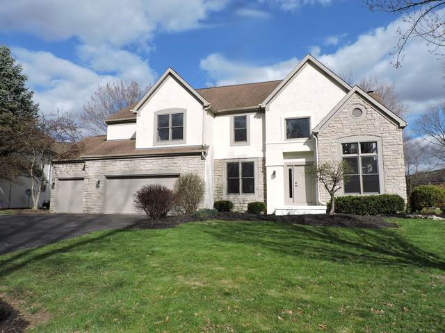 5652 Turnberry Drive, Westerville, OH 43082 (MLS #220010154) :: Signature Real Estate