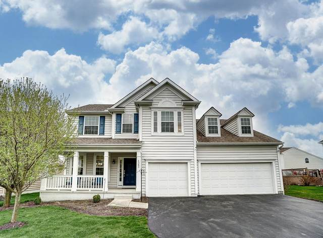 1363 Carnoustie Circle, Grove City, OH 43123 (MLS #220010183) :: The Clark Group @ ERA Real Solutions Realty