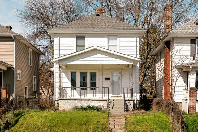 147 S Terrace Avenue, Columbus, OH 43204 (MLS #220010190) :: The Raines Group