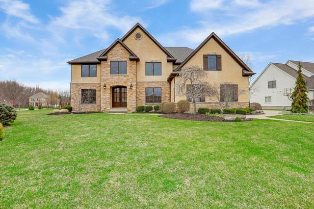 5390 Pamplin Court, New Albany, OH 43054 (MLS #220010194) :: The Clark Group @ ERA Real Solutions Realty