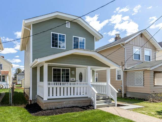 1640 S 3rd Street, Columbus, OH 43207 (MLS #220010196) :: The Raines Group