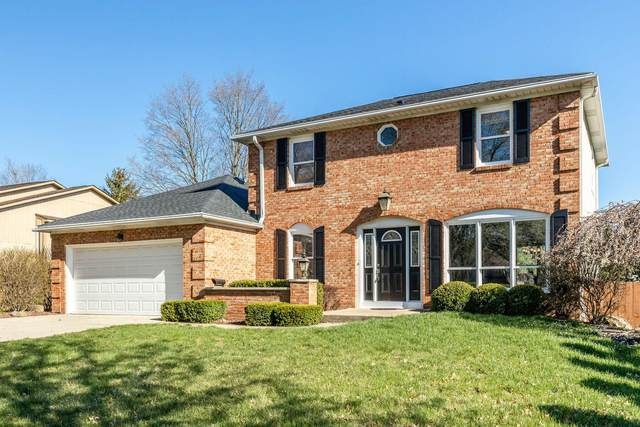 1274 Chatham Ridge Road, Westerville, OH 43081 (MLS #220010197) :: Signature Real Estate