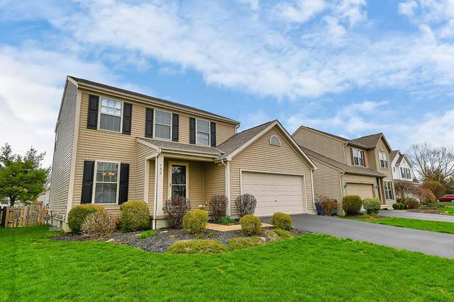 752 Sanville Drive, Lewis Center, OH 43035 (MLS #220010214) :: Core Ohio Realty Advisors