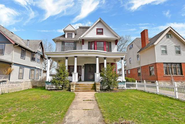 486 Hudson Avenue, Newark, OH 43055 (MLS #220010215) :: The Raines Group