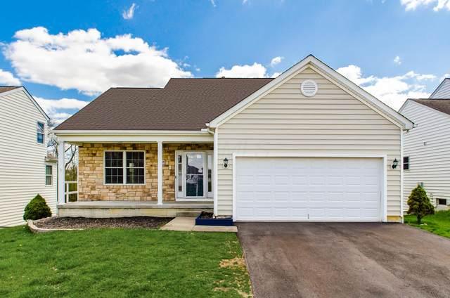 5705 Boucher Drive, Orient, OH 43146 (MLS #220010220) :: The Clark Group @ ERA Real Solutions Realty