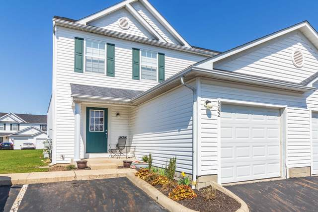 6052 Georges Park Drive 4A, Canal Winchester, OH 43110 (MLS #220010222) :: RE/MAX ONE