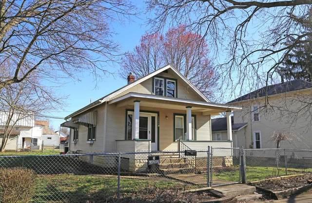 1205 W Vine Street, Mount Vernon, OH 43050 (MLS #220010223) :: Sam Miller Team